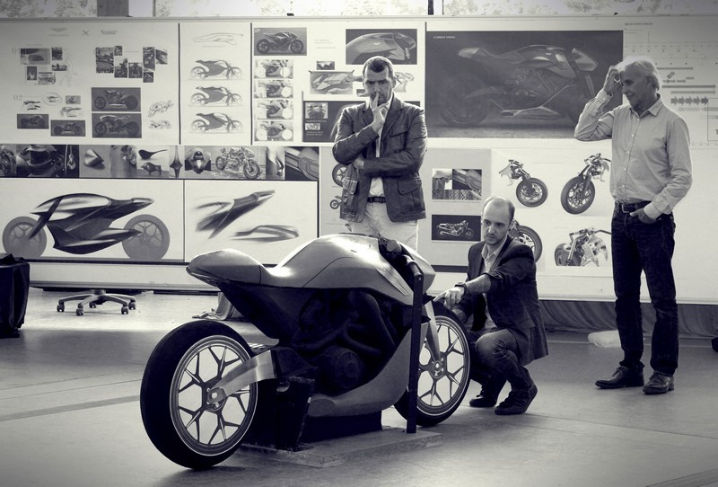 Aston Martin Brough Superior BTS Photos 002